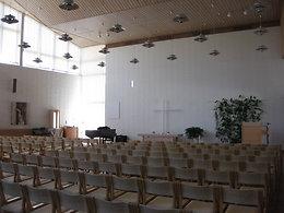 Sotkamon seurakuntasali