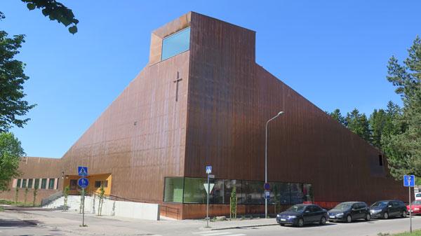 suvelan kappeli